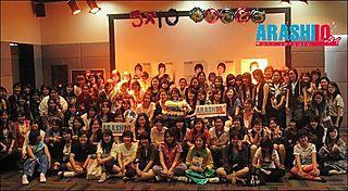 Arashi 10th from Thailand Fanclub